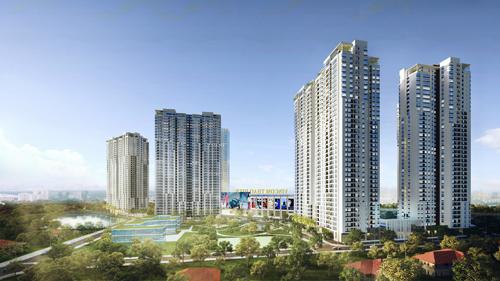 Sắp mở bán tòa 27T dự án Imperia Garden
