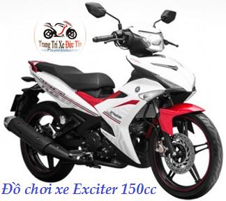 Bảng giá đồ chơi trang trí xe Exciter 150cc (có hình)