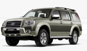 Ford Everest Diesel 4x2 AT