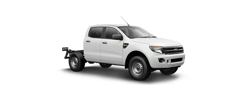 Ford Ranger Base 4x4 Chassis MT